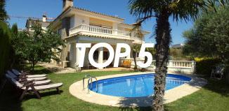 top 5 vakantie lloret de mar